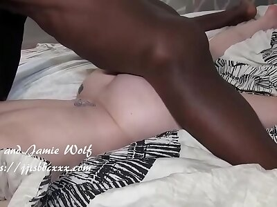Super screaming old bag sucks huge bbc occasionally he fucks her pussy and ass
