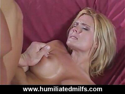 Milf's Screams From Say no to Prime Ever Anal